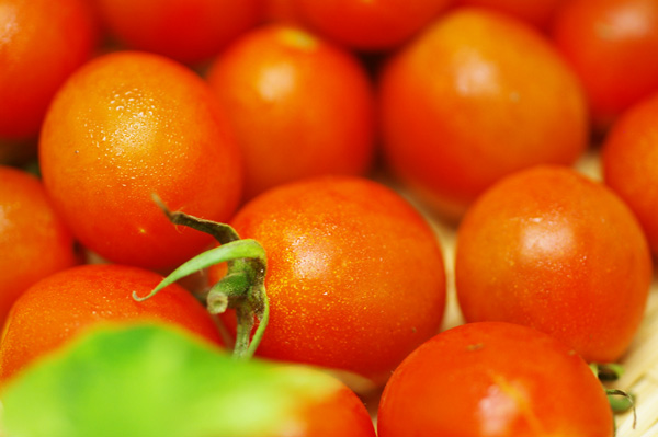 ,無肥料・自然栽培ミニトマト