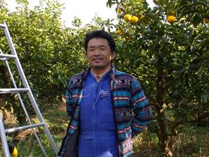 かたやま農園の片山篤さん
