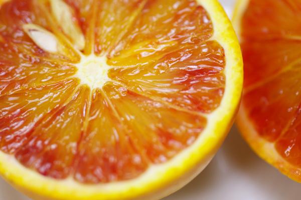 無肥料・自然栽培プラッドオレンジ(タロッコ)